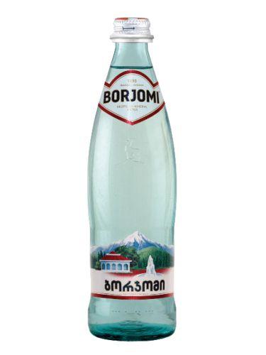 ..Боржоми мин.вода 0,5л стекло