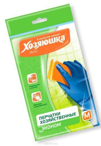 ..Перчатки хозяйственные латексные