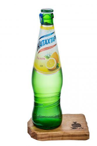 ..Лимонад лимон Натахтари 0,5л стекло