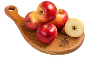 Яблоки Флорина (мелкий сорт)